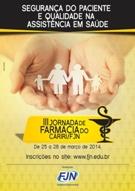III Jornada de Farm�cia do Cariri - FJN
