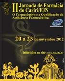 II Jornada de Farm�cia do Cariri - FJN