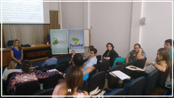 SINFARCE ministra palestra em encontro no Rio Grande do Norte