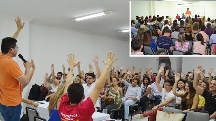 SINFARCE re�ne n�mero recorde de participantes em Assembleia e delibera Mobiliza��es